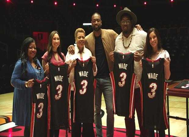 Budweiser Honors Dwyane Wade with Tearjerker Video & Jersey Giveaway
