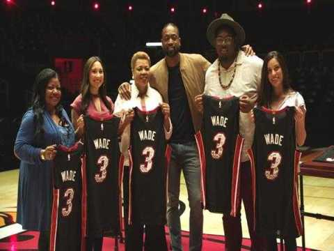 Budweiser Honors Dwyane Wade with Tearjerker Video & Jersey Giveaway