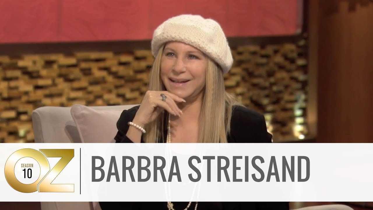 Barbra Streisand Shares Her Healthiest Habit