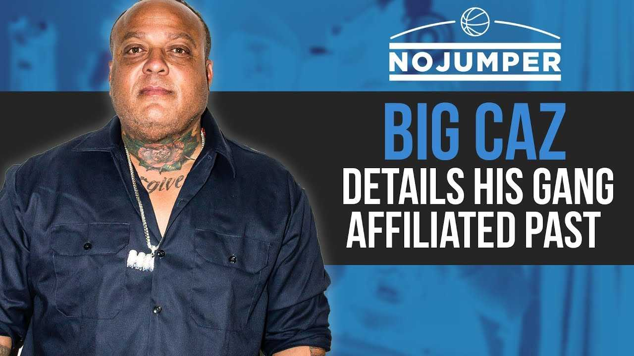 Big Caz details his gang affiliated past and career in drug dealing