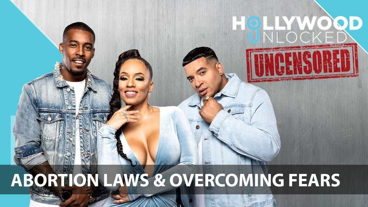 Skye Marshall Guest Hosts, talks Abortion Laws & Overcoming Fears on Hollywood Unlocked [UNCENSORED]