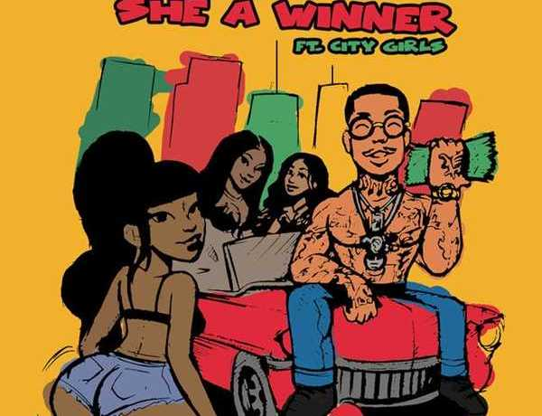 New Single: Trouble – She A Winner (feat. City Girls) [Audio]