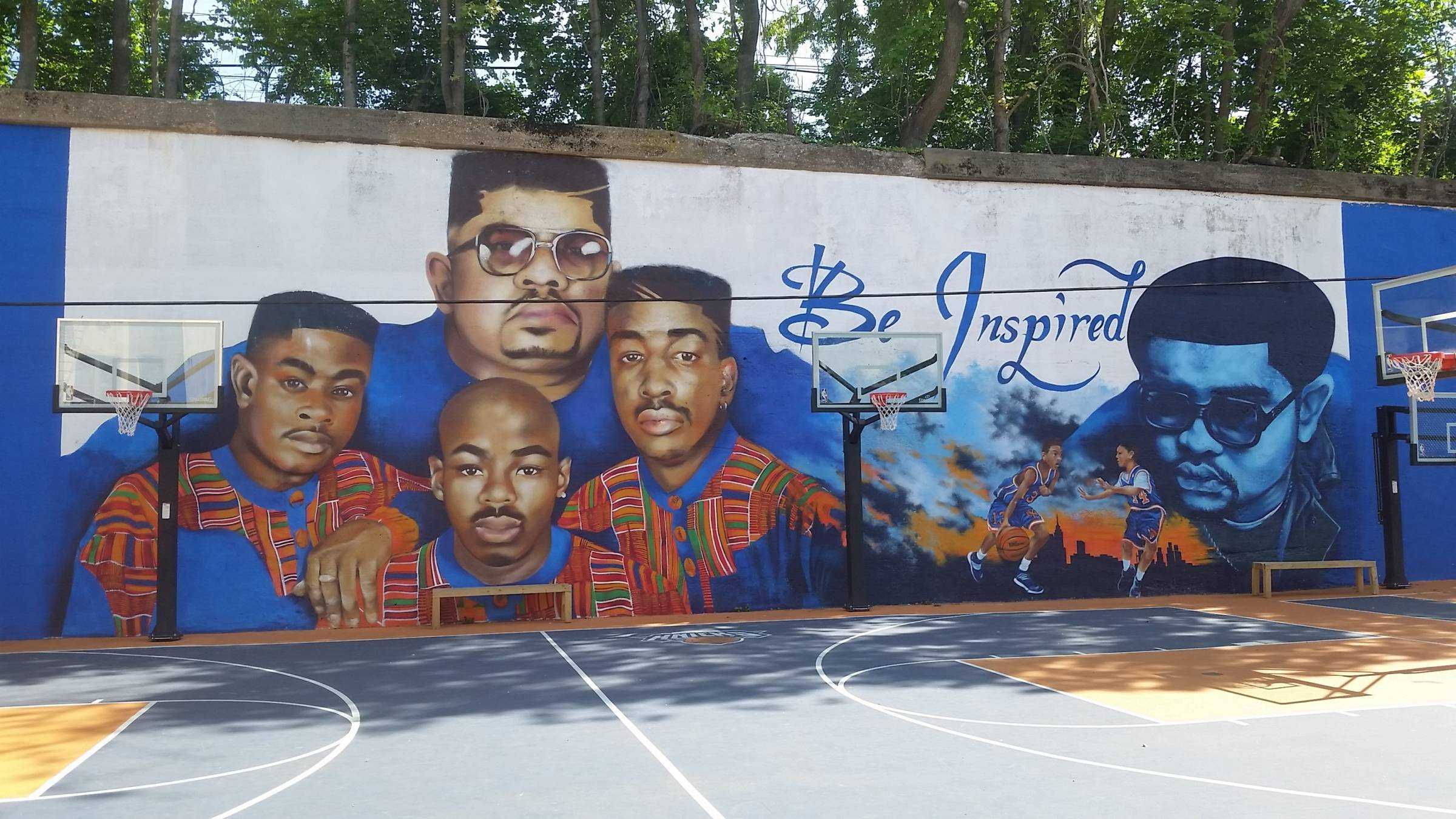 New York Street-Art Artist Andre Trenier To Unveil Pop Up Art Show At Bronx Terminal Market