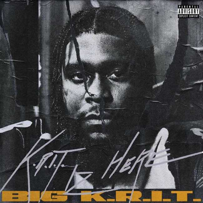 New Project: Big K.R.I.T. - K.R.I.T. IZ HERE [AUDIO]