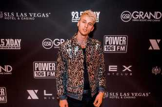 MGK at LEX Nightclub, Saturday, July 20_1_Credit Nick Schab