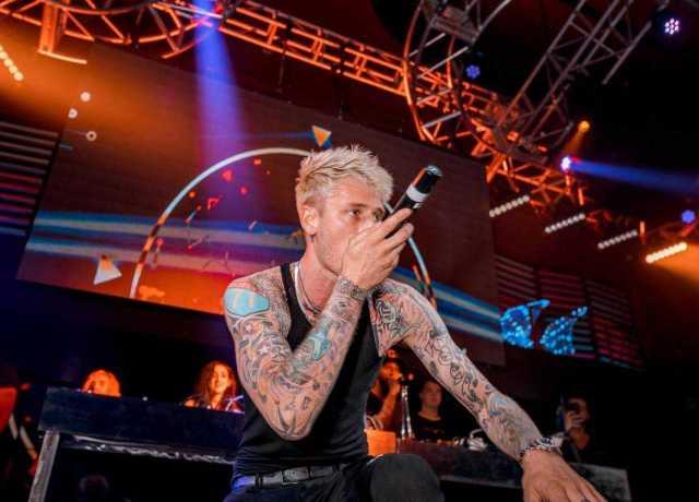 Event Recap: Machine Gun Kelly hosts LEX Nightclub's five-year anniversary celebration [Photos]