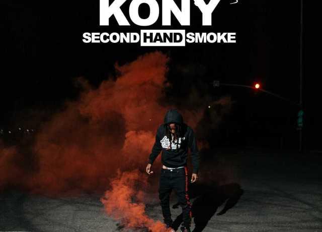 Album Stream: Shootergang Kony - Second Hand Smoke [Audio]