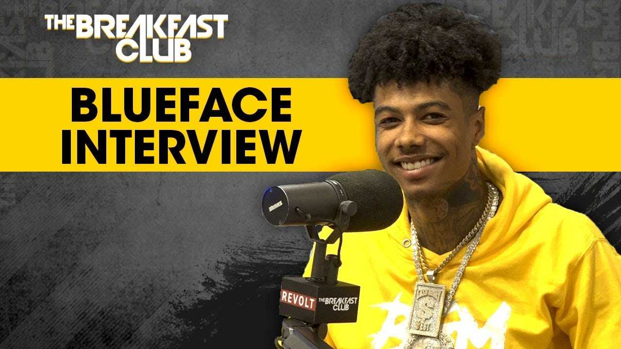 Blueface Claims He's The Best Lyricist, Talks Two Girlfriends, Legal Issues + More