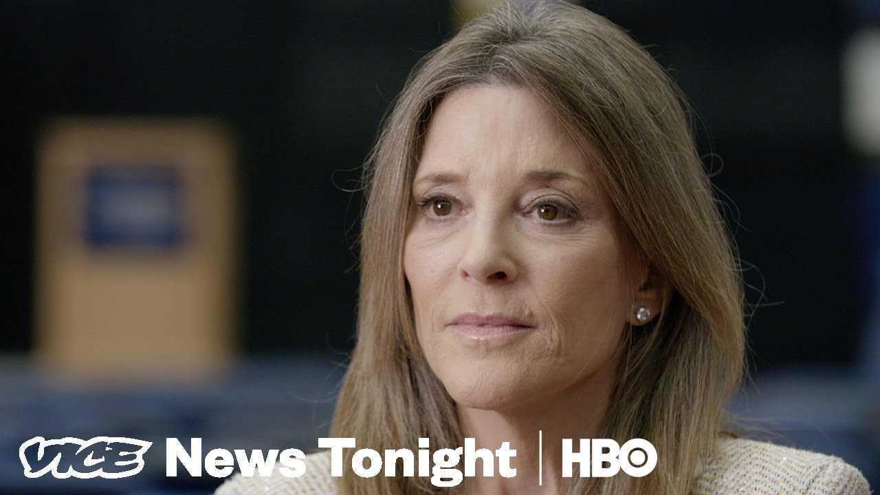 Marianne Williamson Wants to Heal the Country By Running for President