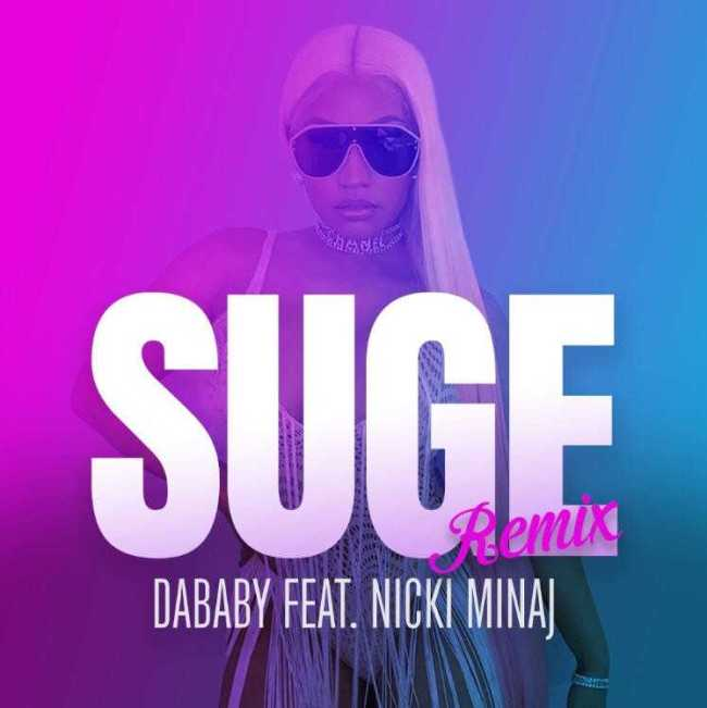 New Music: Nicki Minaj Ft. Da Baby - SUGE (Remix) [Audio]