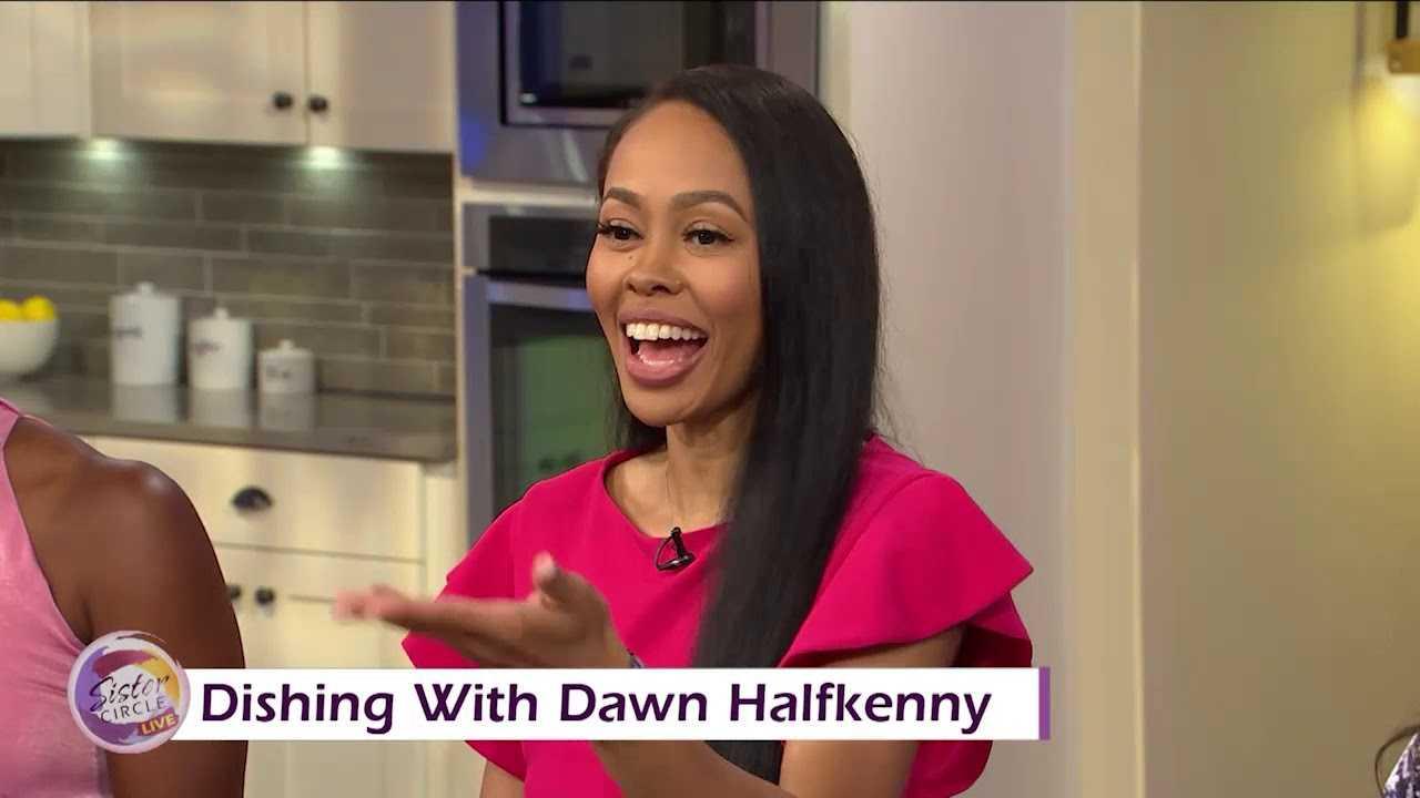 Sister Circle   Dishing With Actress Dawn Halfkenny   TVONE