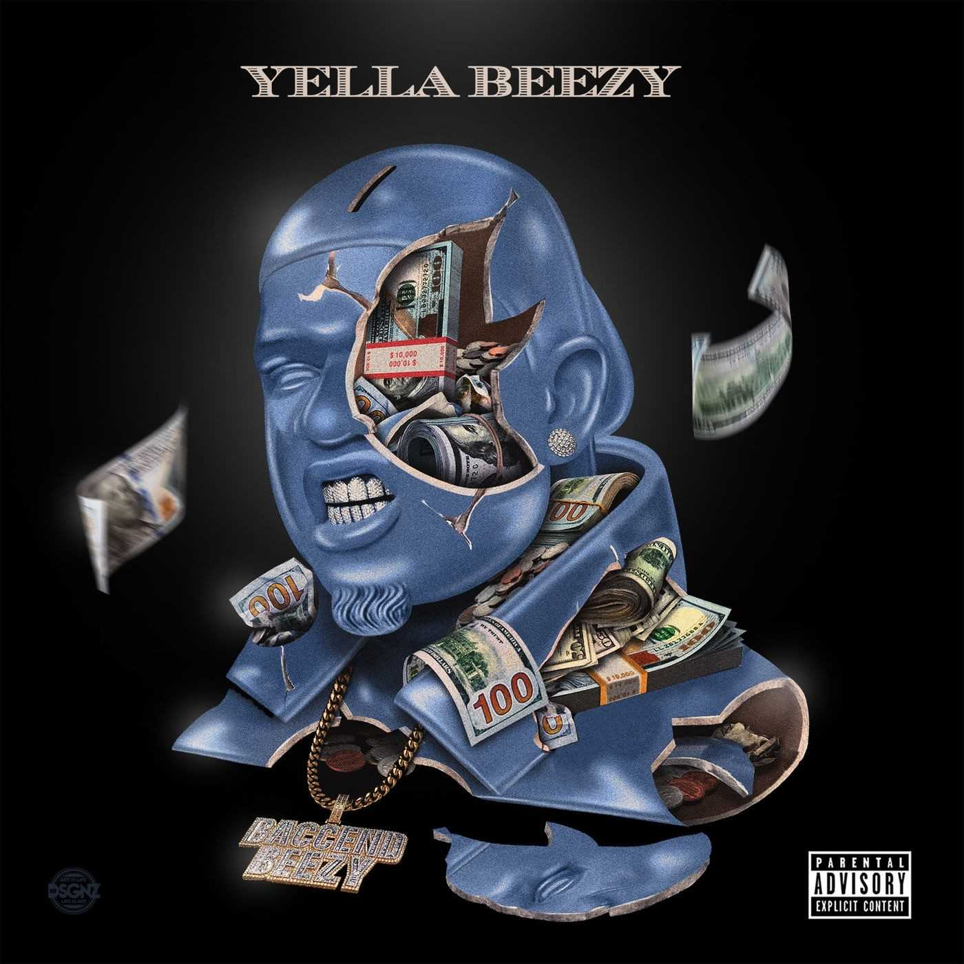 New Project: Yella Beezy - Baccend Beezy [Audio]