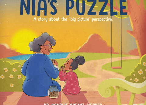 "Dr. Candice Carmel (C.C.) Weaver Releases a New Kid's Book ""Nia's Puzzle: A Story About the Big Picture Perspective"""
