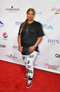 Queen Latifah Celebrates Missy Elliott at VMA Afterparty with Courvoisier-Optimized