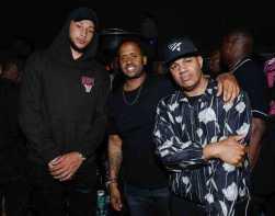 Ben Simmons, Kenny Hamilton and a Lenny S