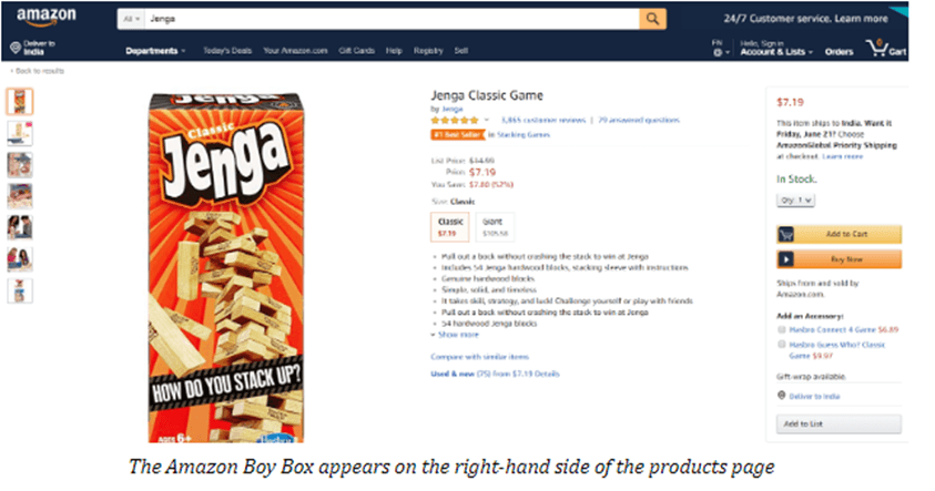 What Is The Buy Box And Why Is It Important When You Sell On Amazon