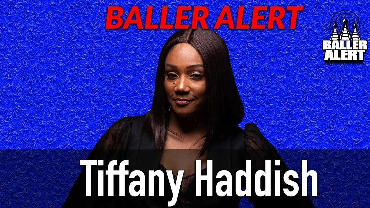 Tiffany Haddish Talks New Show, Kids and More at NBA Awards *Sneak Peek*