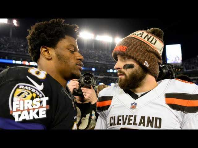 Will Lamar Jackson be the best QB in the AFC North? | First Take