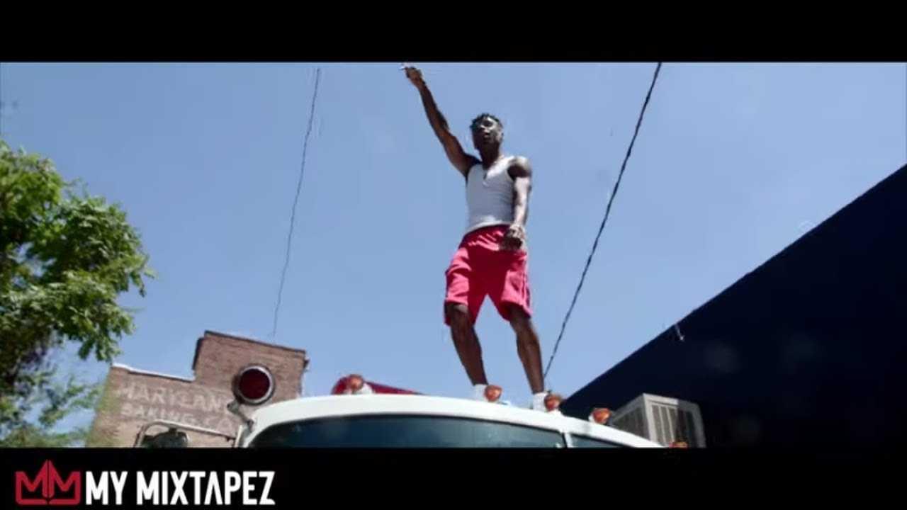 BLO5K LIL A - Light It Up (Official Music Video)