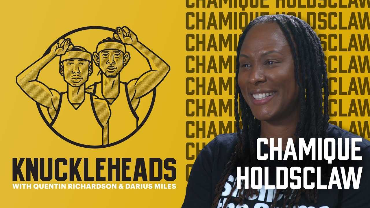 Chamique Holdsclaw Holdin' It Down With Q & D | Knuckleheads S2: E5 | The Players' Tribune