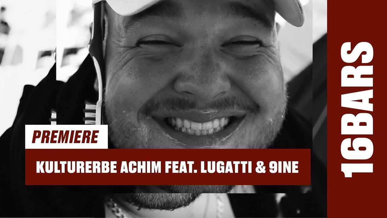 Kulturerbe Achim feat. Lugatti & 9ine - Hausfriedensbruch (prod. by Traya) |16BARS Videopremiere