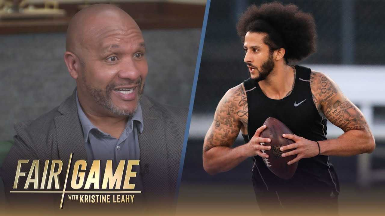 Colin Kaepernick's NFL-Planned Workout Explained, and Why Hue Jackson Left When It Moved   FAIR GAME