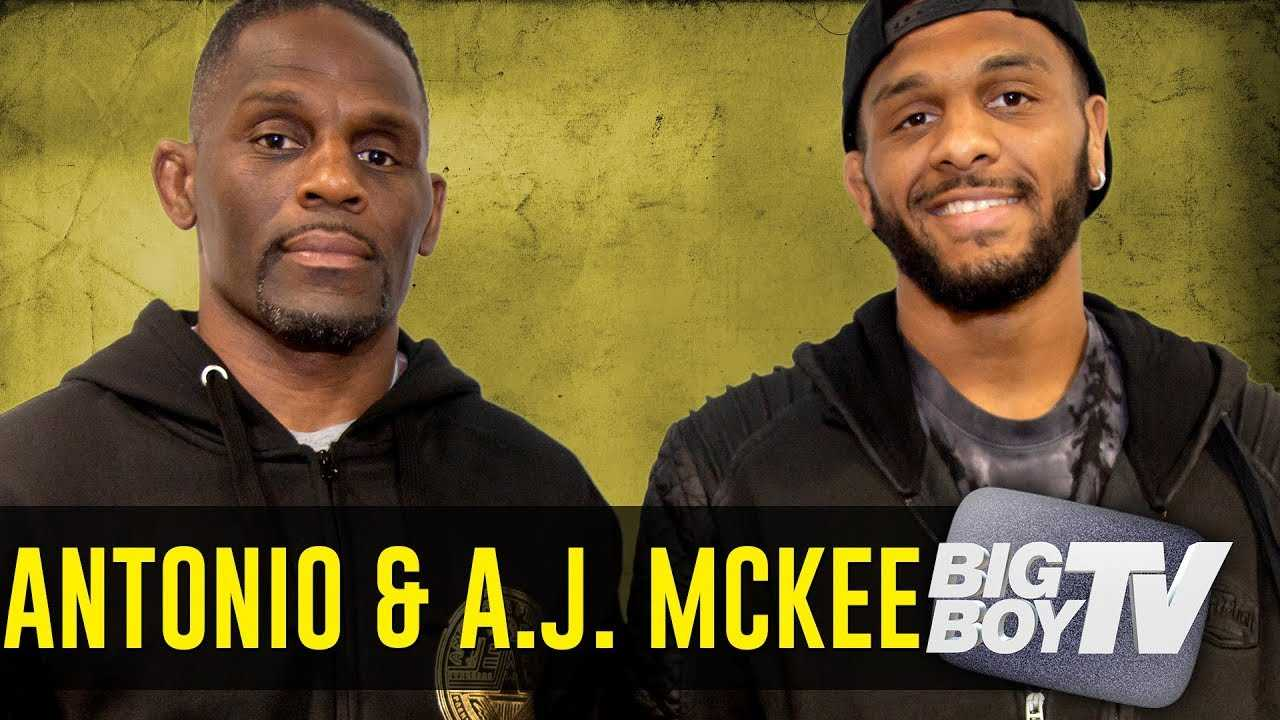 Father and Son, Antonio and A.J. McKee to Fight On The Same Night