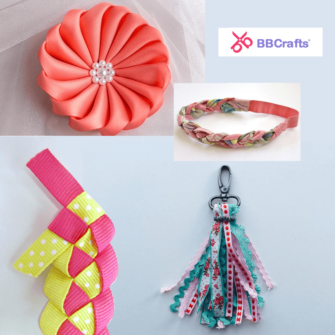 12 Amazing Crafts Ideas That You Can Make Using Ribbon