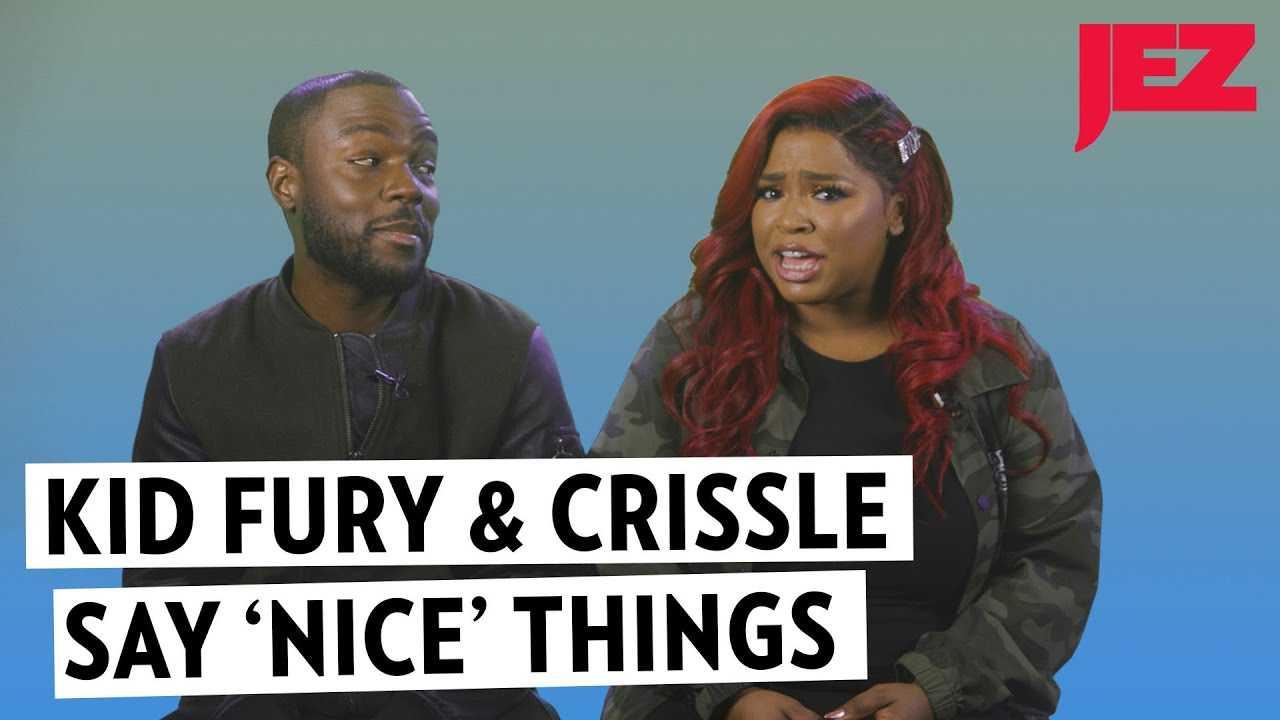 Kid Fury & Crissle Say 'Nice' Things