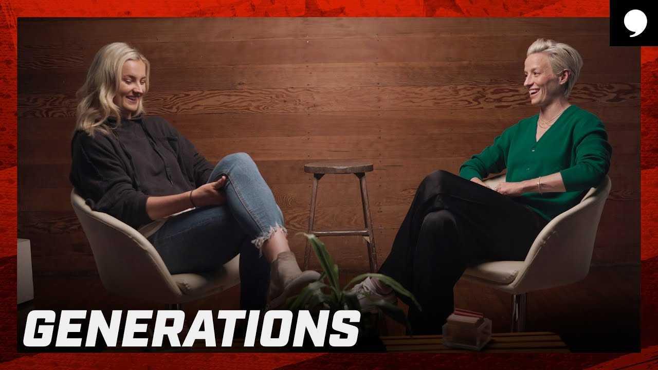 Megan Rapinoe and Lindsey Horan Break Down Their USWNT Teammates | The Players' Tribune