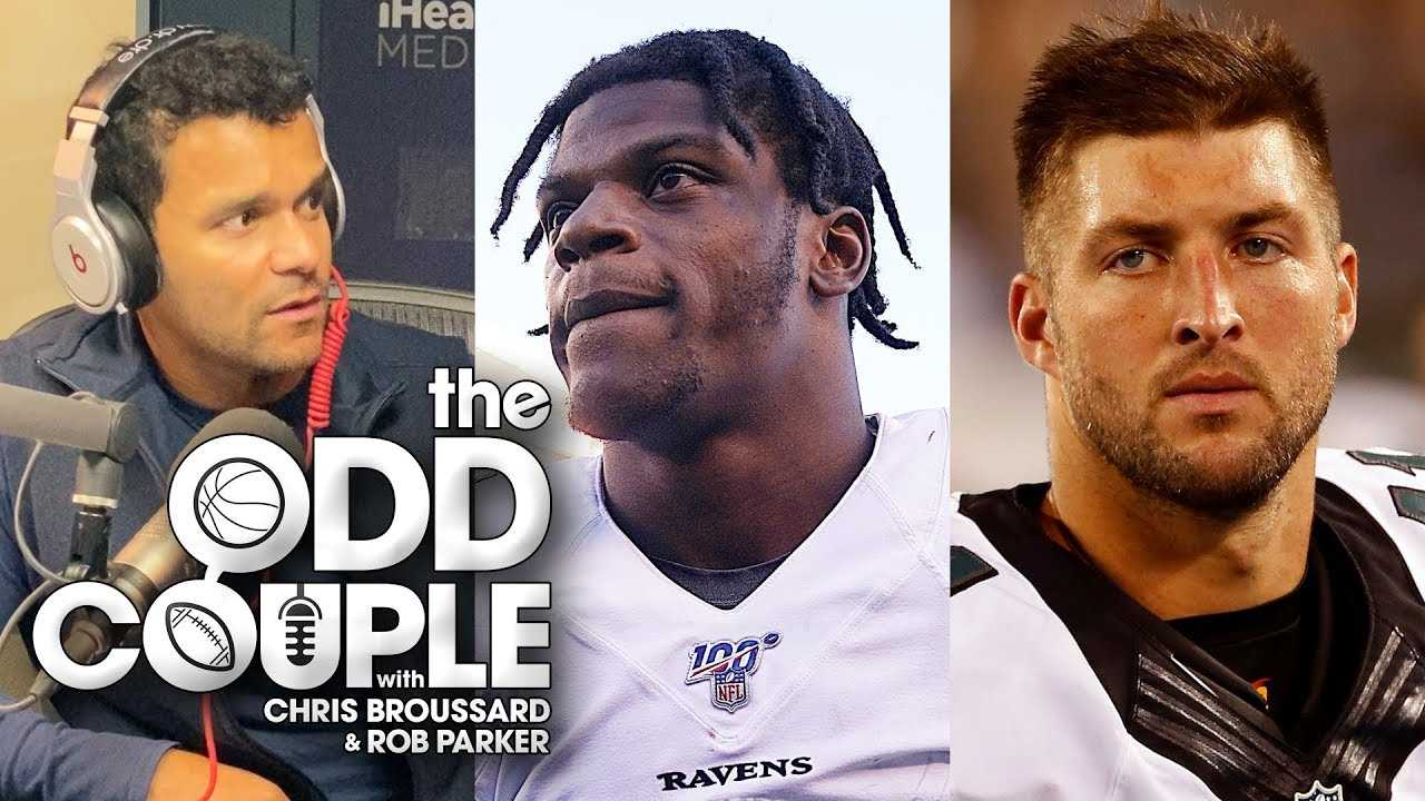 Tim Tebow Might've Been Better With the Lamar Jackson Treatment? - Jason McIntyre