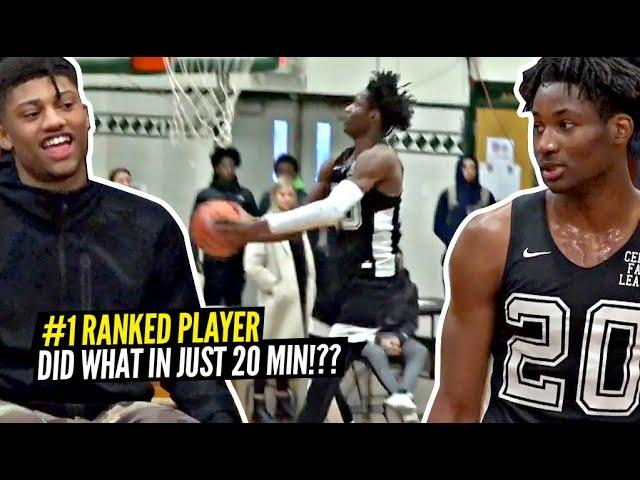 This Is What #1 Ranked Player Did IN ONE HALF!! YIKES!! Jonathan Kuminga NBA #1 Draft Pick In 23!?