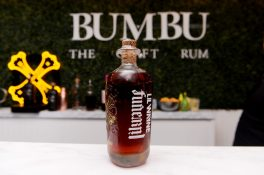 """MIAMI, FLORIDA - FEBRUARY 01: A view of Bumbu on display at Lil Wayne's """"Funeral"""" album release party on February 01, 2020 in Miami, Florida. (Photo by Daniel Boczarski/Getty Images for Young Money/Republic Records)"""