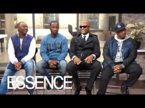 112 on reuniting for their sixth album, Working With Jagged Edge
