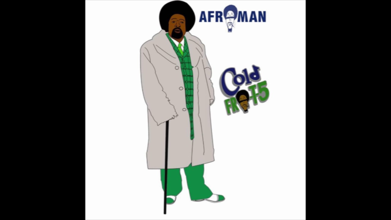 """Afroman Feat. Snoop Dogg - """"Smoke a Blunt With You"""" [Audio]"""