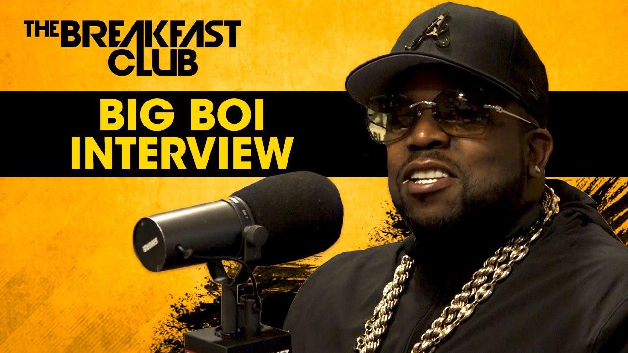 "Big Boi On Entrepreneurship, New Project ""Boomiverse"" [Interview]"
