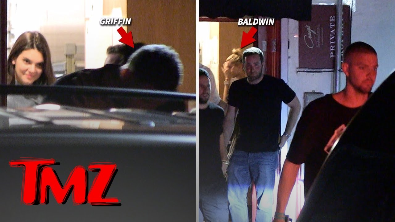 Blake Griffin & Chandler Parsons Double Date with Kendall Jenner & Hailey Baldwin