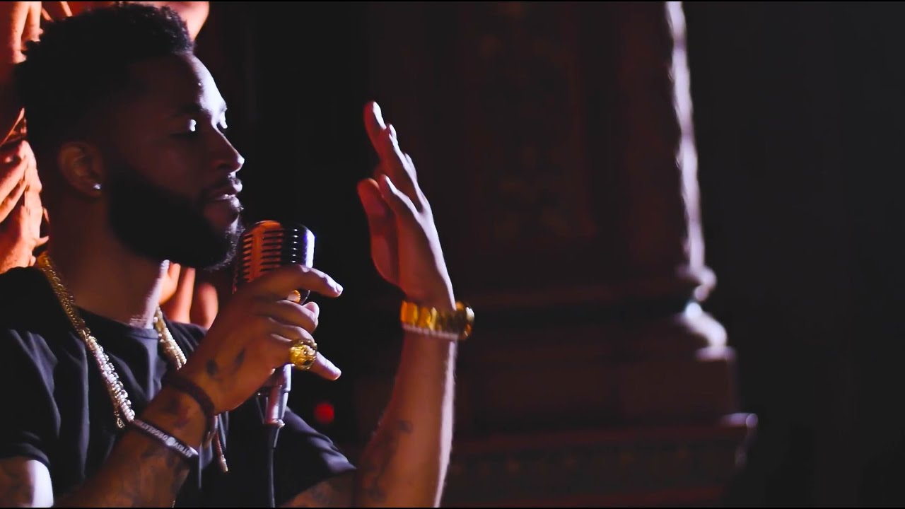 """CHICAGO'S YOUNG Gii RELEASES VISUAL """"I MIGHT"""" [VIDEO]"""