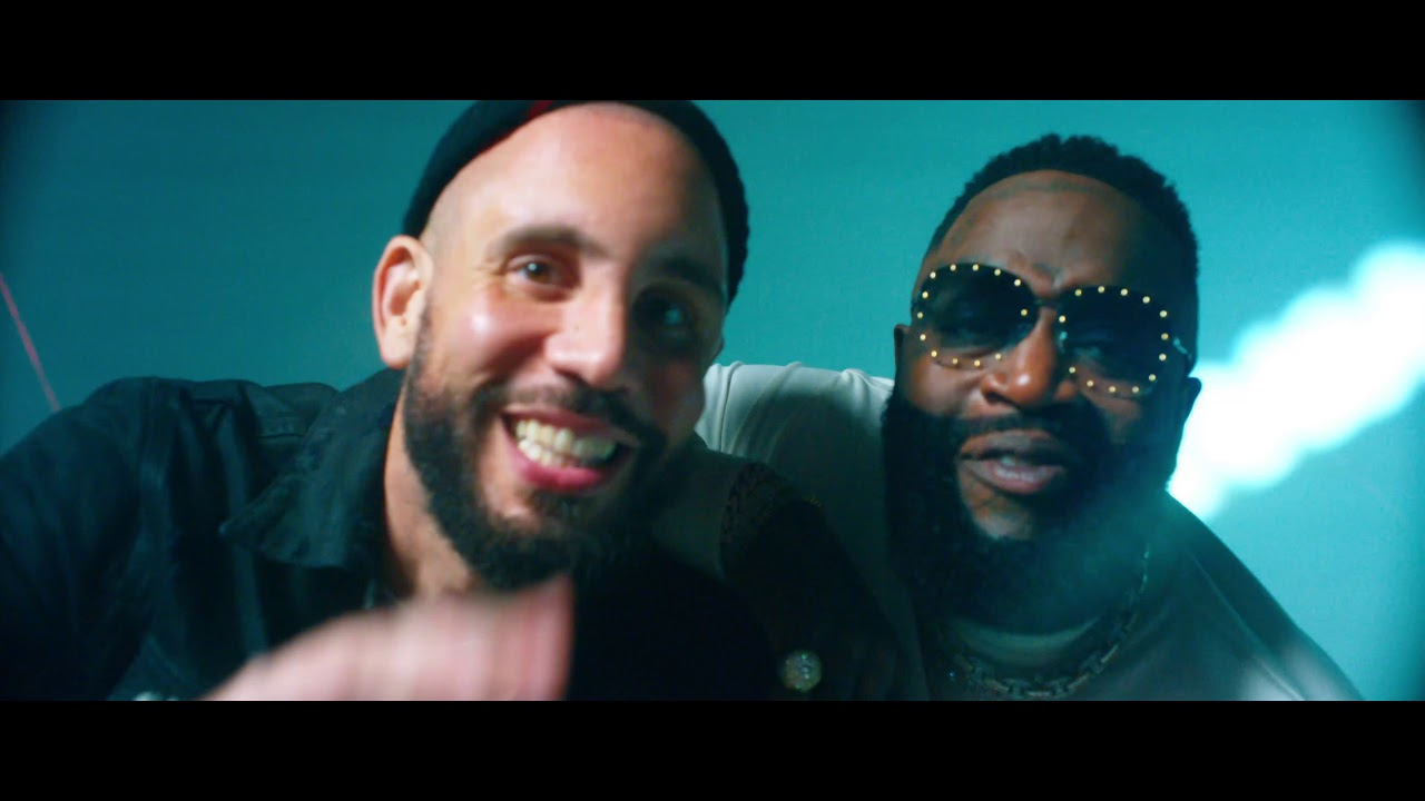 DJ Drama Teams Up With Rick Ross, Westside Gunn and Lule for New Video for Single '350' off Upcoming Project
