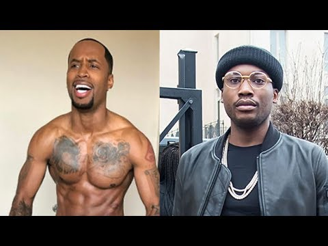 DJ Self Clears Up Whether He Told Meek Mill Where Safaree Was At