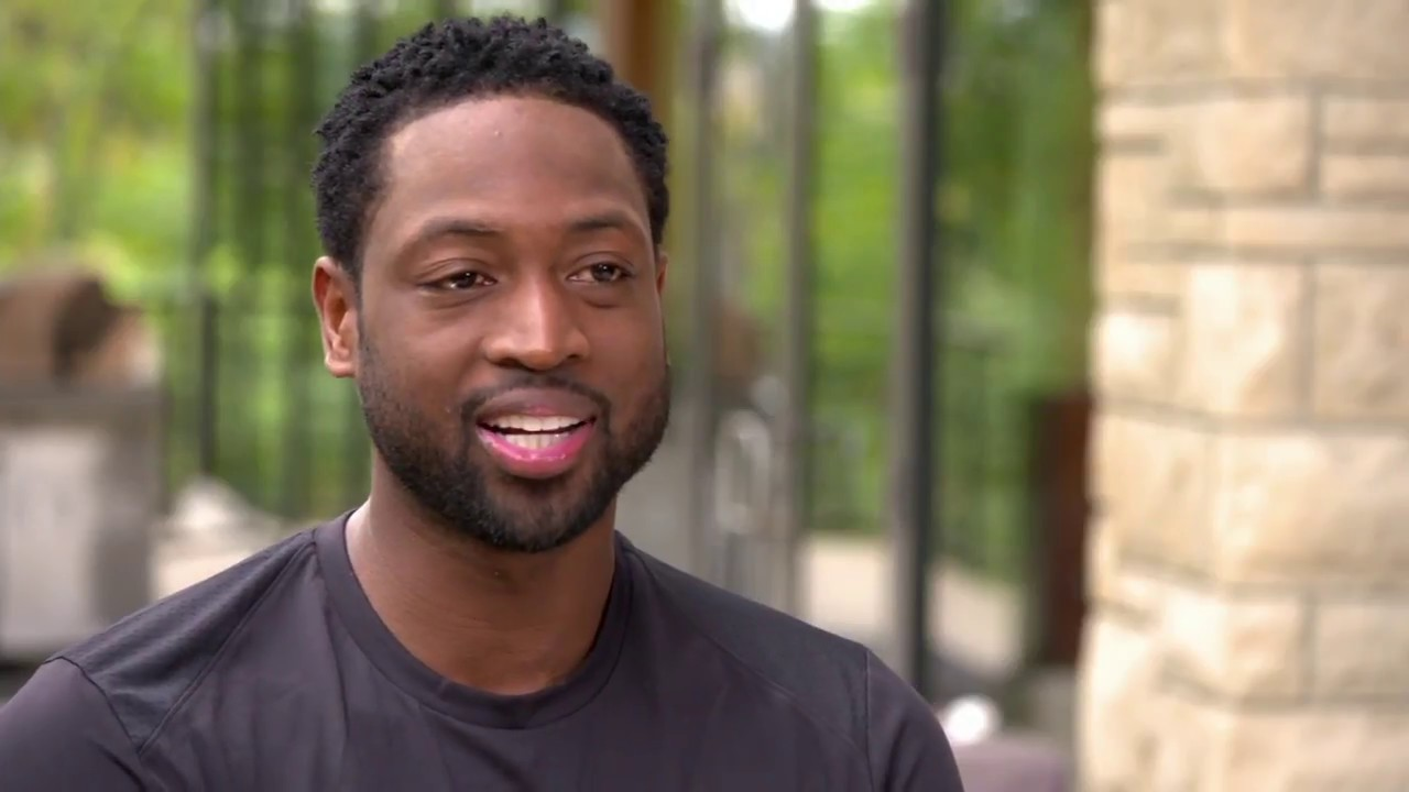 Dwyane Wade on how LeBron James recruited him [Interview]