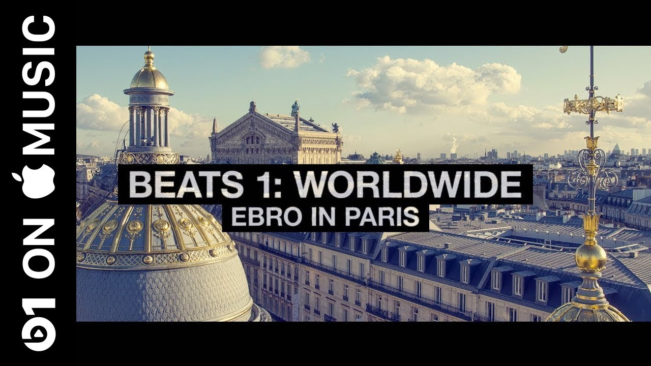 Ebro in Paris (Trailer) [Video]