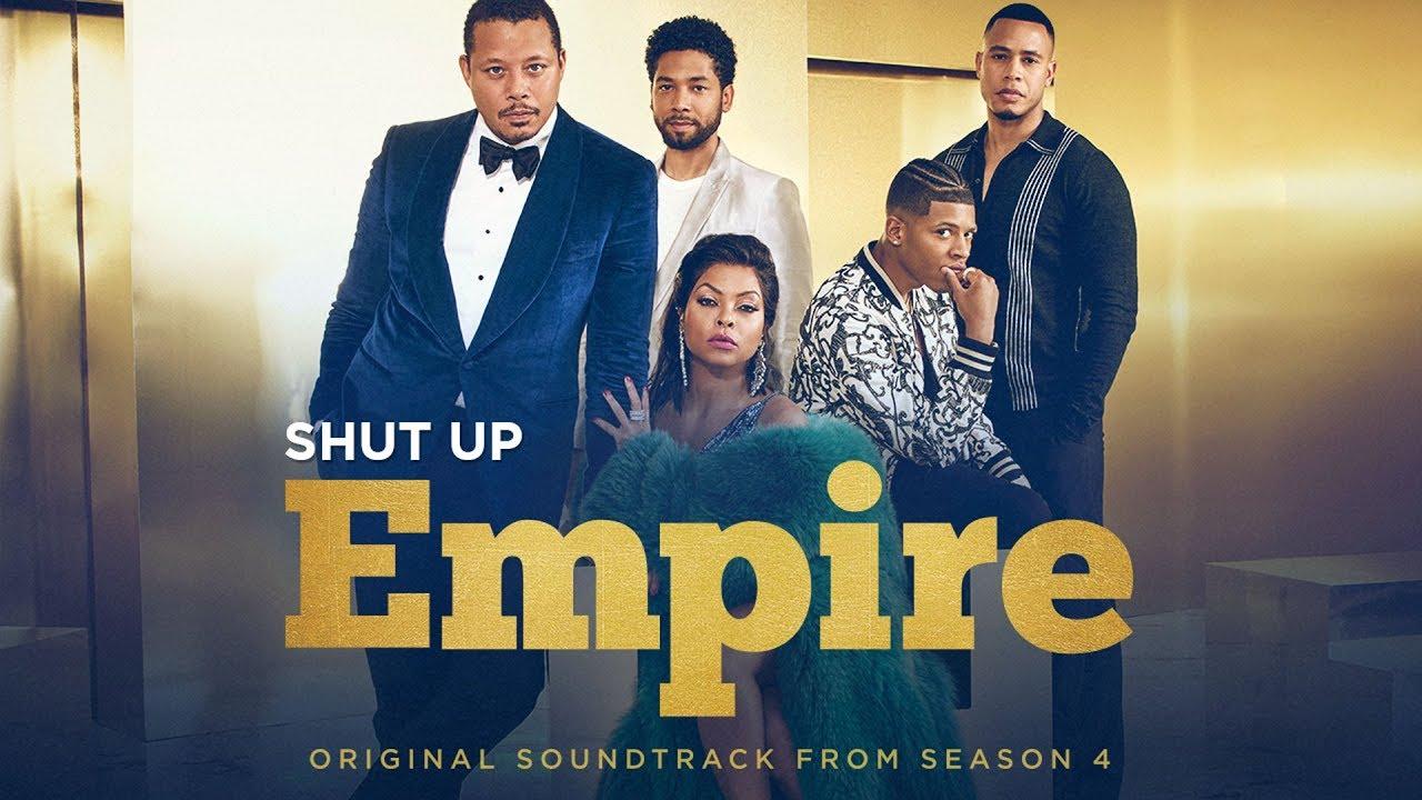 Empire – Shut Up Ft. Hakeem Lyon [Audio]