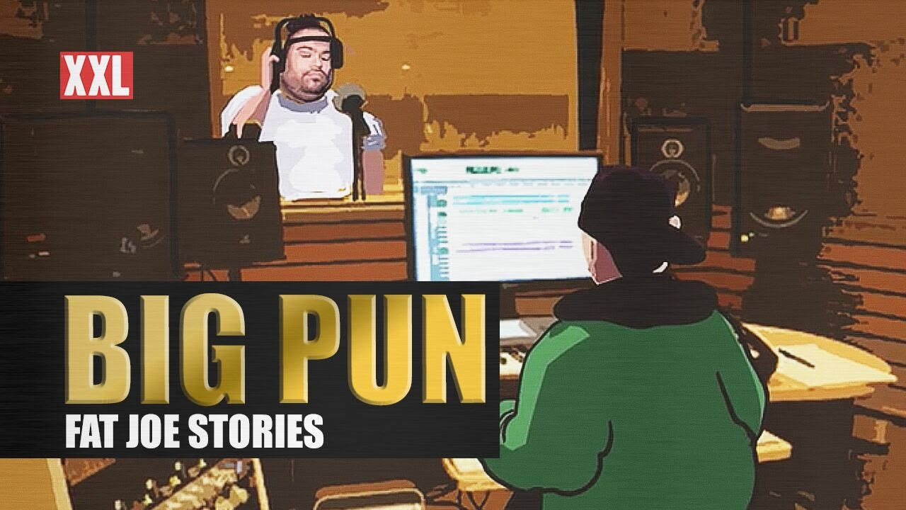 Fat Joe Tells a Story About the Story About the Time He Met Big Pun [Interview]