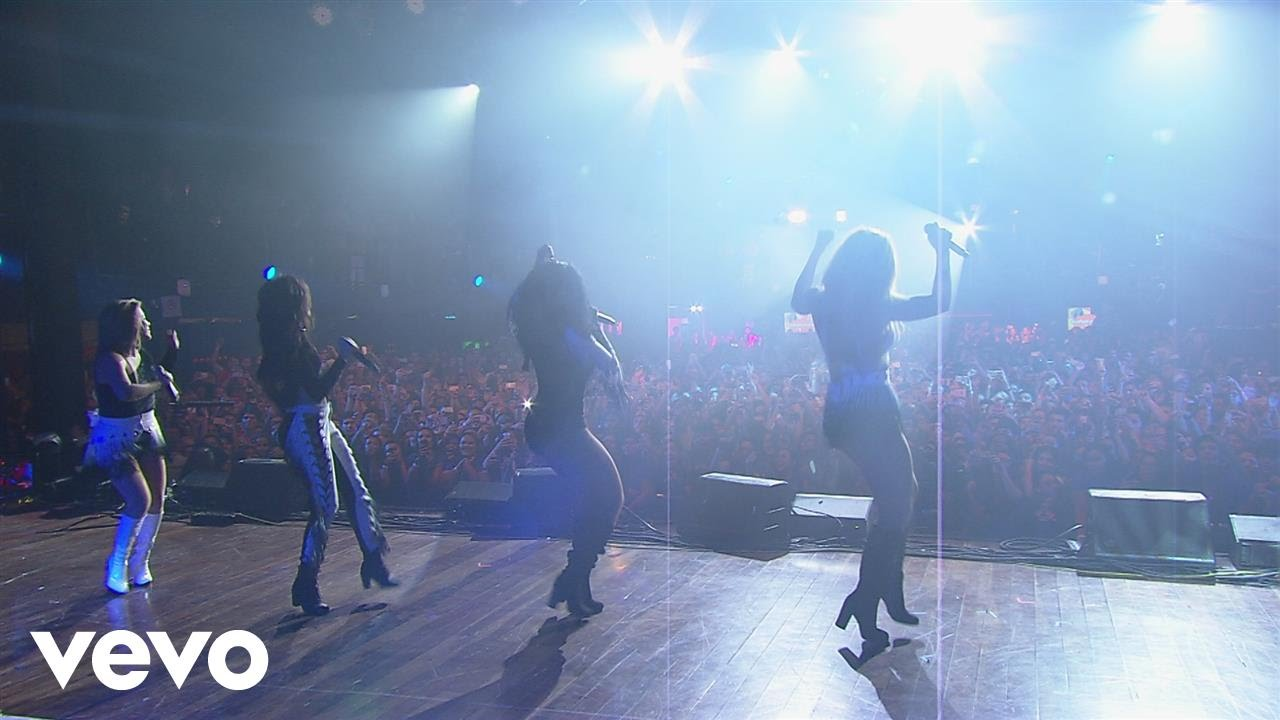 Fifth Harmony Performing Live at FunPopFun Festival [Video]