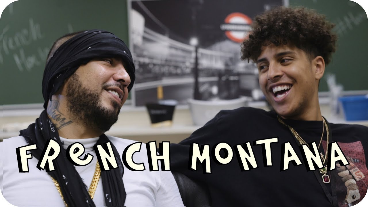 French Montana on Joint Album with A$AP Rocky [Interview]