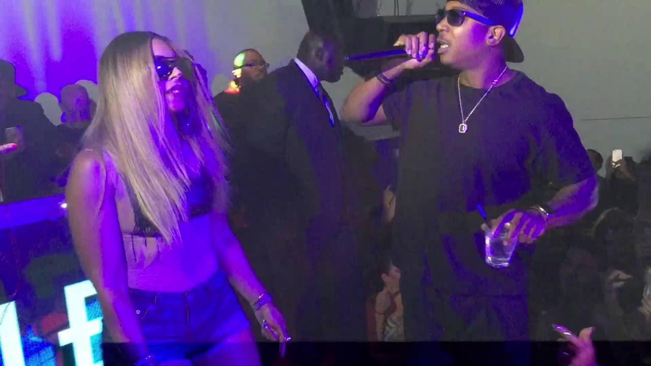 Ja Rule & Ashanti Surprise Fans with a Special Performance at HUE SF [Video]