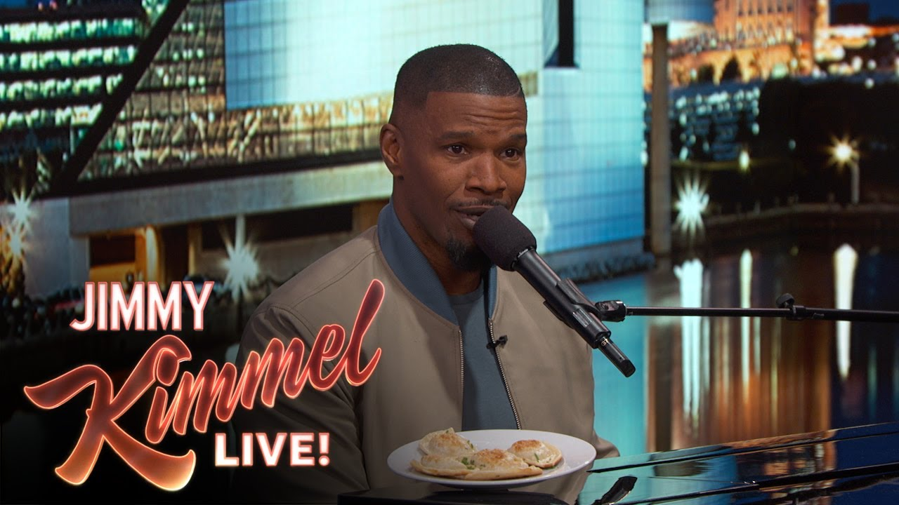 Jamie Foxx Sings A Song to Uplift the Cleveland Fans [Video]
