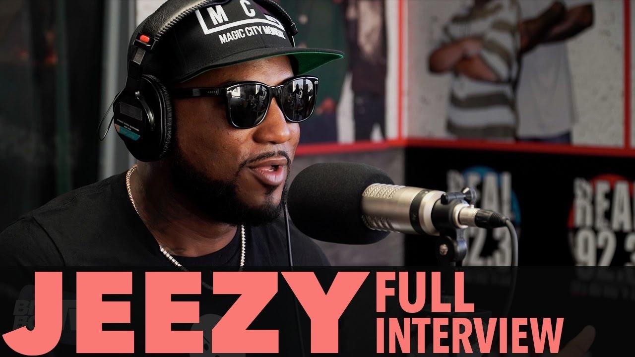 "Jeezy talks new album ""Trap Or Die 3"", Donald Trump vs. Hillary Clinton on BigBoyTV [Interview]"