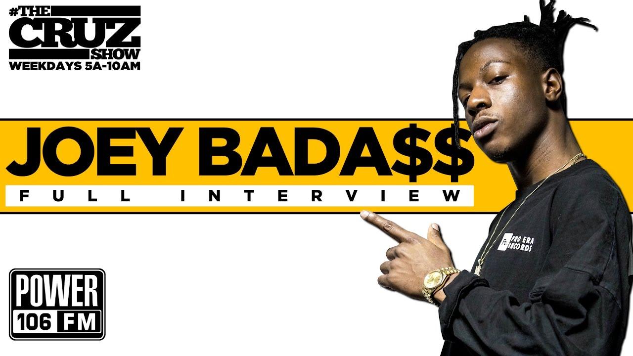 Joey Bada$$ Talks New Album 'All-Amerikkkan Badass', Touring, Acting & More [Interview]
